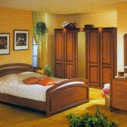 "BEDROOM ""Multi"" Cherry wood"