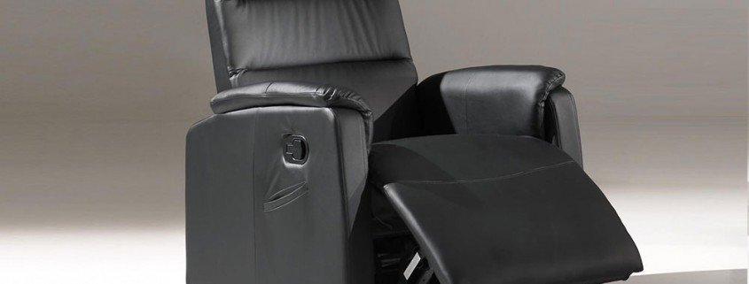 Rental ELECTRICAL RELAX CHAIRS in Leather
